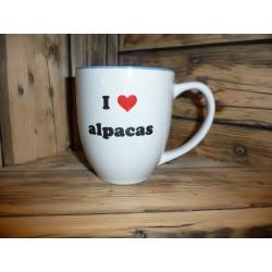 """Mok """"I love Alpaca's"""""""