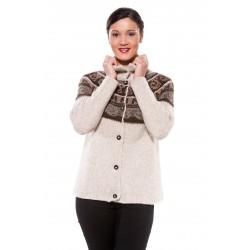 ISLA knit vest