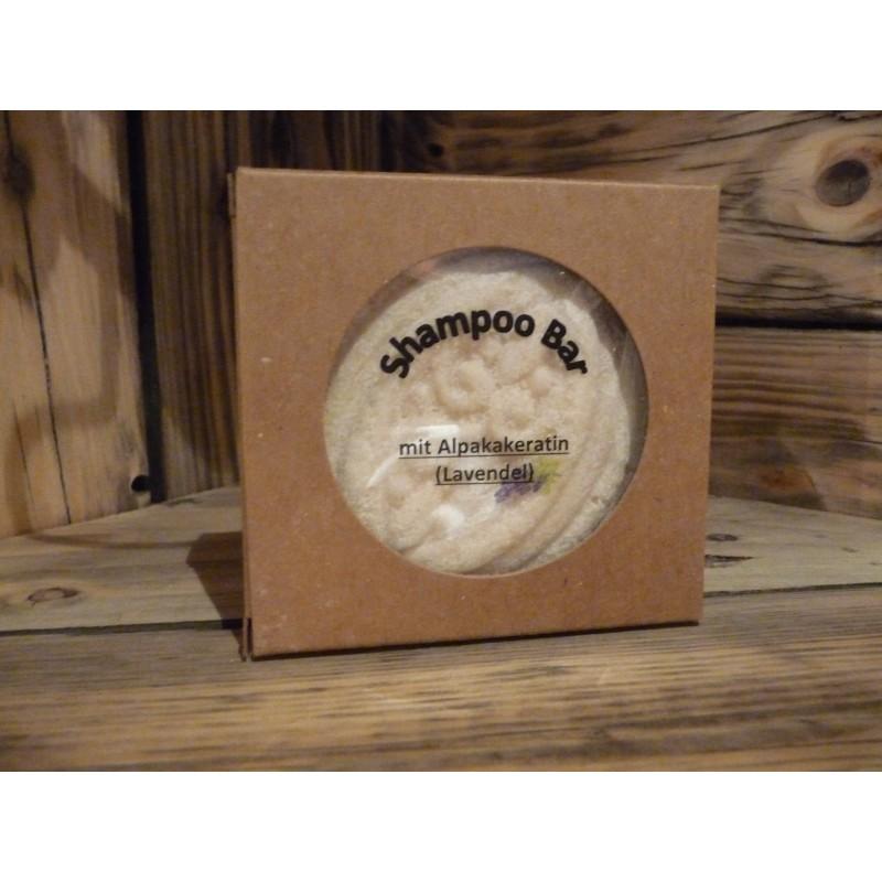 Alpaca Shampoobar met keratine