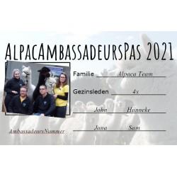 AlpacAmbassadeursPas XL 2021